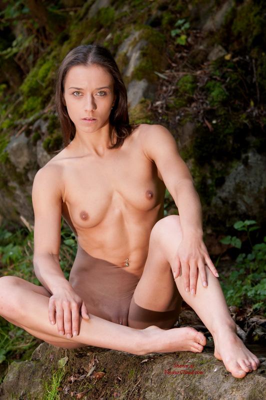 Handjob piercing hentai stockings