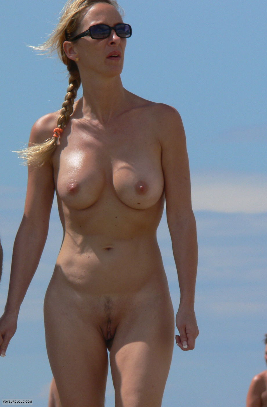 The Beach Mature Women Nude At#3