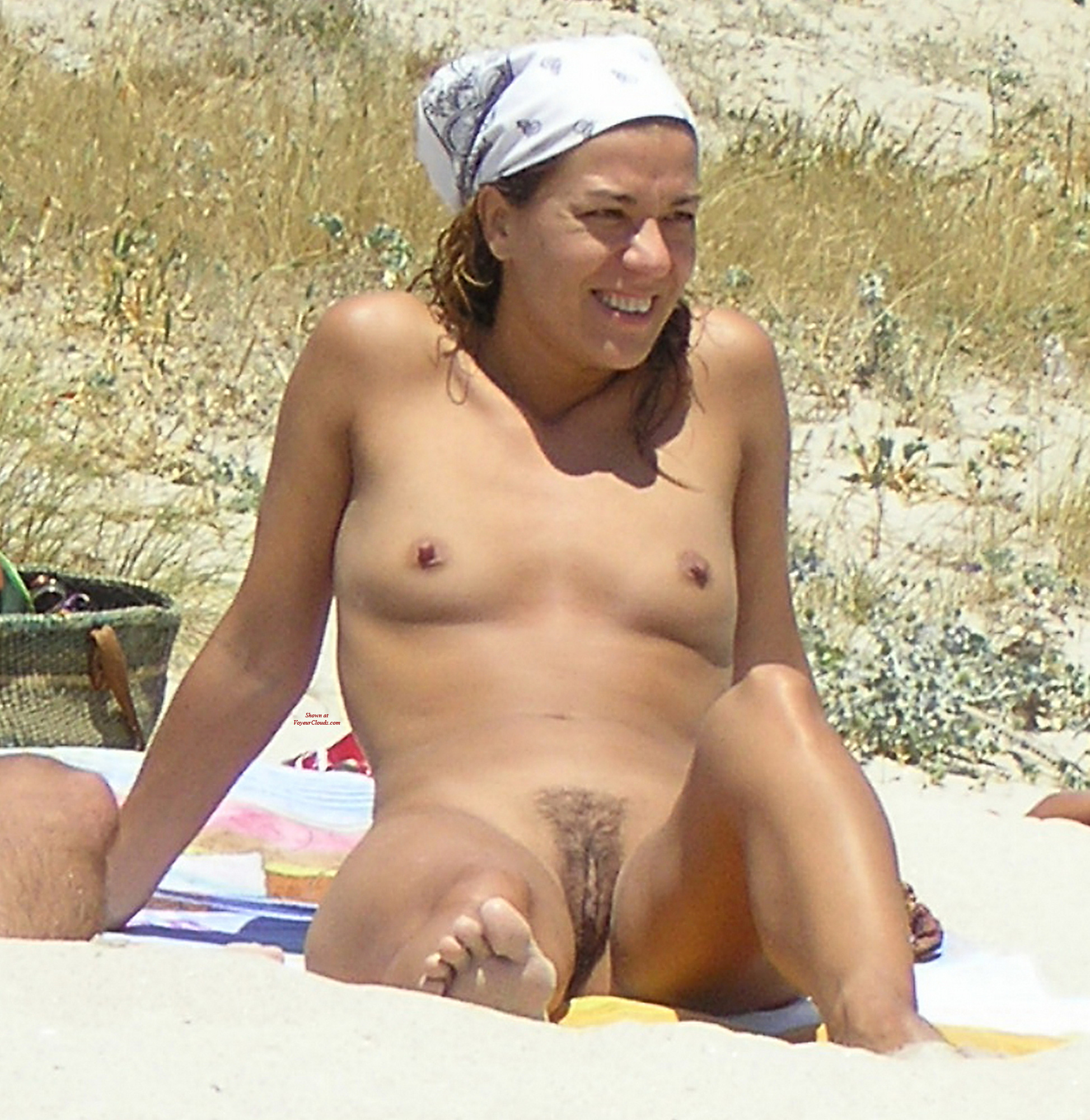 Accept. opinion, Nude beach voyeur hairy pussy apologise, but