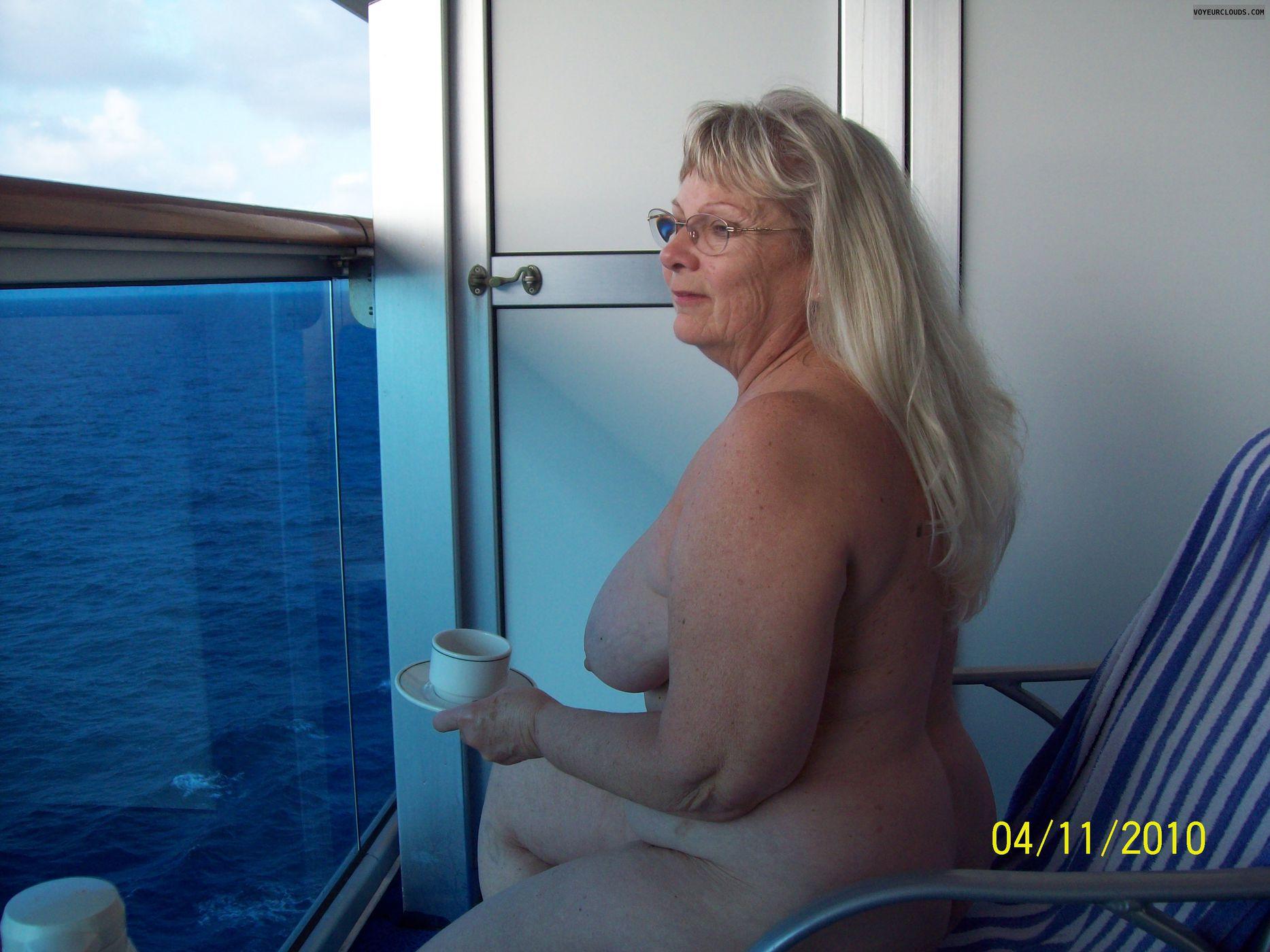 Cruise ship nudity pics