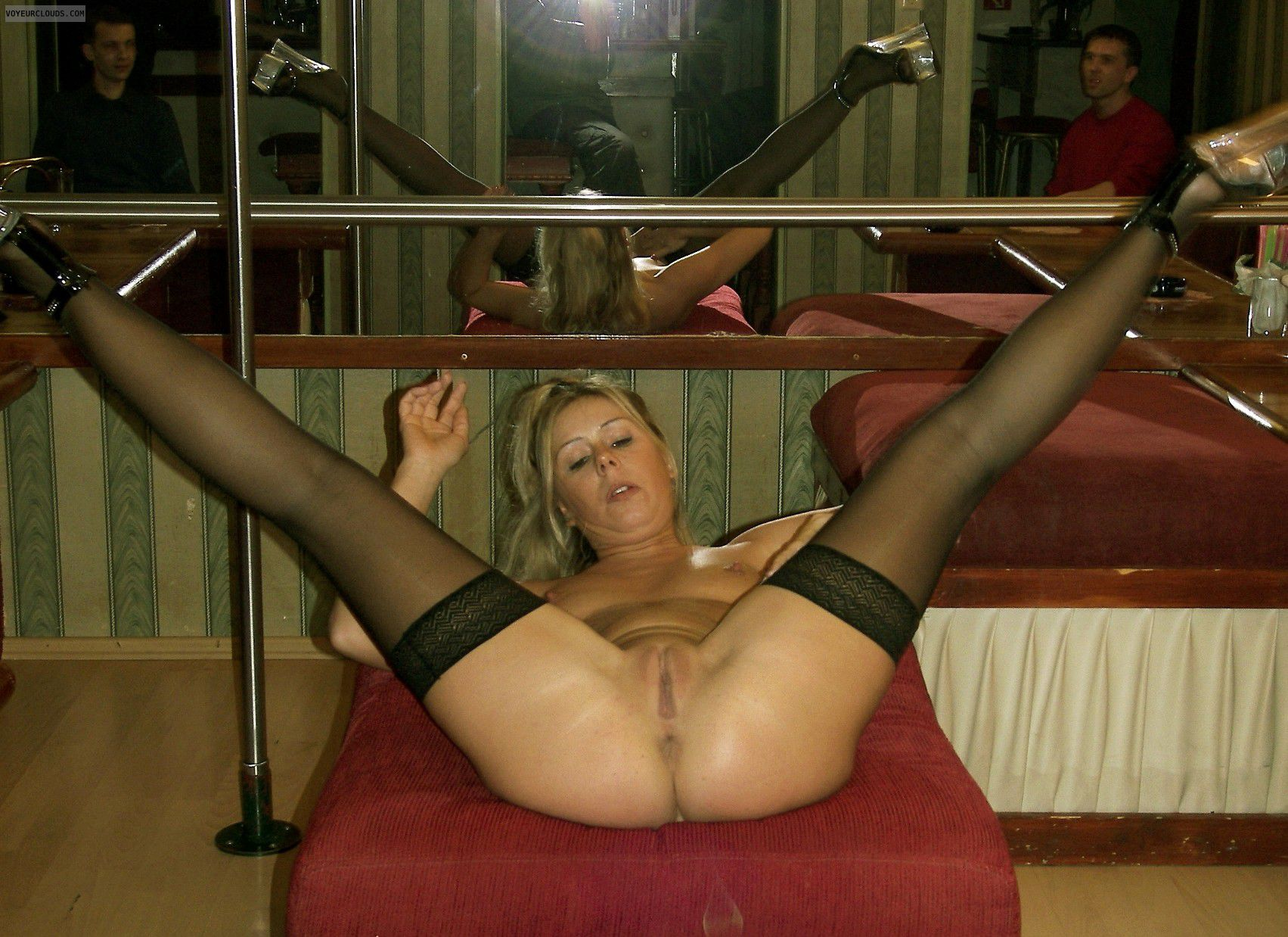 Real german hot wife gangbang in hotel room very hot part 2 - 3 part 9