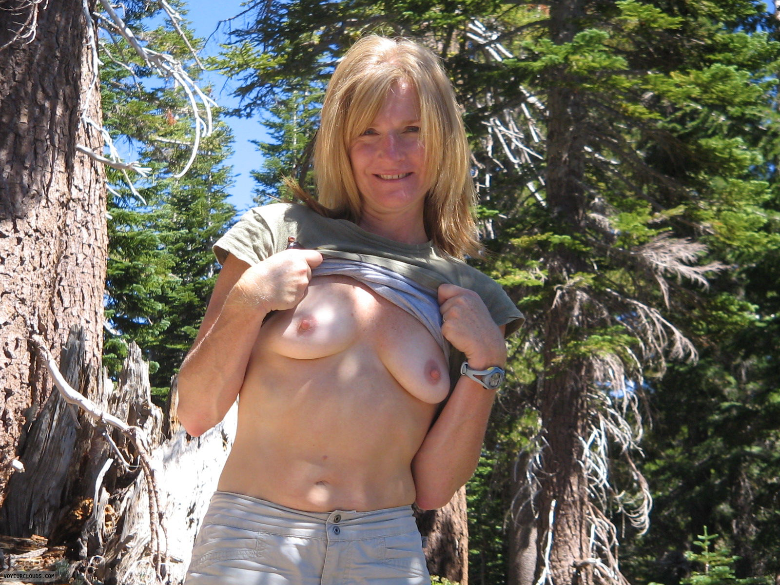 Milf outdoor camping porn galleries