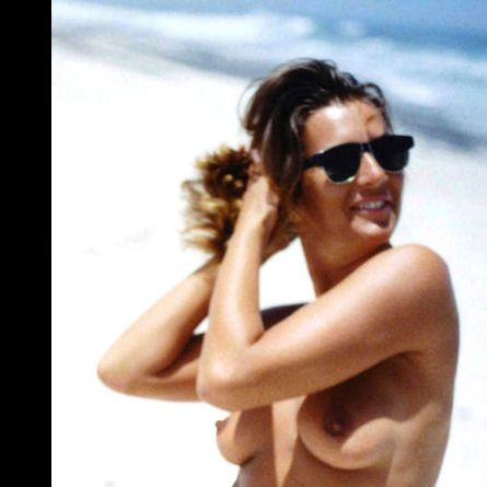 tits,topless,beach,happy,tanned tits